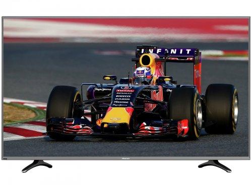 Hisense 50EC591U 50 Inch 4K Ultra HD FreeviewHD Smart WiFi LED TV - Silver £395.09 Argos / ebay