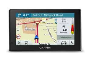 Garmin DriveSmart 50LMT-D Satellite Navigation with Full Europe Lifetime Maps and Traffic, 5 inch (Black) was £199.99 now £119.99 @ Amazon / Currys **Cheapest**