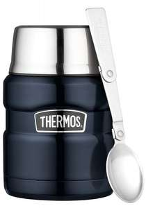 Thermos Food Flask Black was £20 now £13.33 @ Sainsbury's