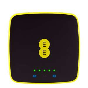 EE 64GB a month with free 4GEE WiFi Mini - £30.50 (24 month contract - £732)