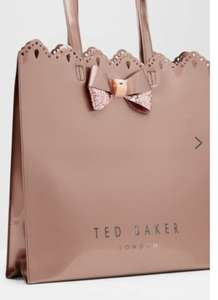 Ted Baker Large Shopper Bag £27 - Free Delivery @ Ted Baker