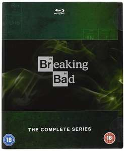 Breaking Bad The Complete Series Blu-Ray - £20.00 @ CEX