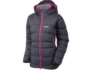 Rab Ascent down filled jacket reduced from £200 to £125 at Go Outdoors