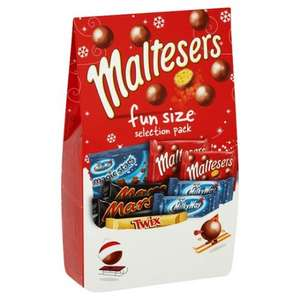 Maltesers fun size selection pack reduced to 50p at tesco