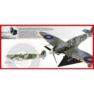 Hornby Memorial Flight Supermarine Spitfire MkVb Gift Set, down £60.00 to £30 @ Debenhams