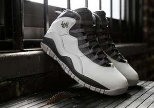 "Jordan 10 Retro City Pack ""London"" & ""Paris"" £74,99 from £ 154,99 in Footlocker"