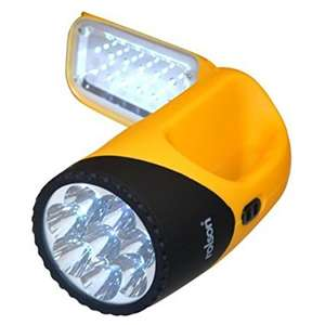 Rolson 20 LED Multi Function Lantern at Amazon for £4.54 (Prime or add £3.99)