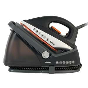 Beldray 2400W Steam Generator Iron - £29.99 - B&M Retail