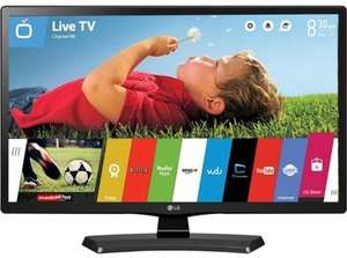 LG 28MT48S 28 inch Smart HD Ready TV with WebOS (2016 Model) - Black £139.99 @ Amazon
