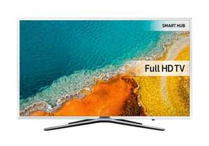 Samsung UE40K5510 White 40inch Full HD Smart LED TV with Built-in Freeview HD, 3x HDMI and 2x USB Port - £299.99 With Code @ Coop Electical