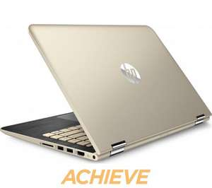 "HP Pavilion x360 13-u062sa 13.3"" 2 in 1 - Gold Product code: 166382 - Currys for £499"