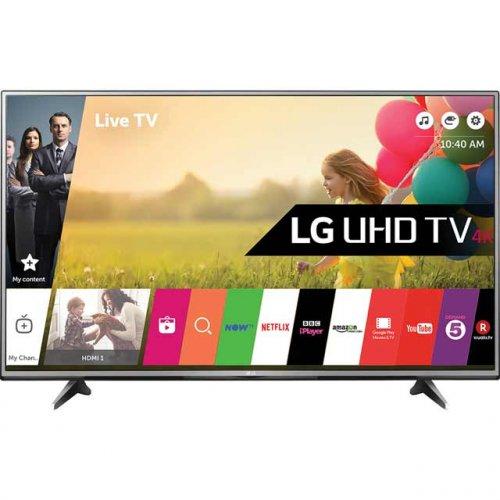 "LG 65UH615V 65"" Smart 4K Ultra HD TV £999 @ Boost Kichen Appliances"