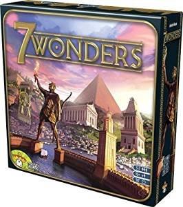 7 Wonders Game £21 @ Amazon