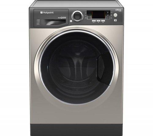 Hotpoint Ultima S-Line Washer Dryer, 9KG ,1600 rpm Graphite £409 @ Tesco