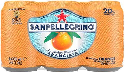 San Pellegrino 6 packs(all flavours) for £3.00 @ Tesco, Asda, Sainsburys