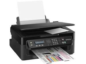 Epson WorkForce WF-2510WF Ultra Compact 4-in-1 Printer with Wifi for £34.99 delivered at Amazon