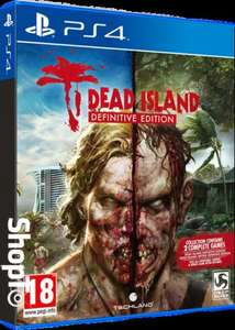 [PS4/Xbox One] Dead Island Definitive Collection - £14.86 - Shopto