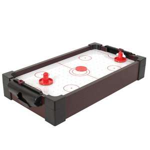 John Lewis Mini Air Hockey or Mini Football table games reduced to £5 half price - available in store or £2 c&c
