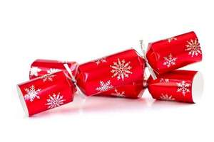 Crackers reduction - Christmas Crackers In-store at Sainsbury's