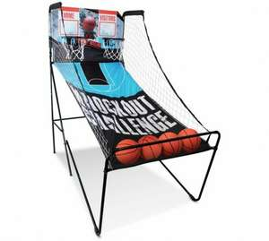 2 Player Basketball System less than half price £59.99 @ Argos