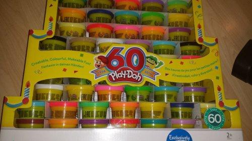 60 piece Play Doh £7.50 @ Asda instore - Romford