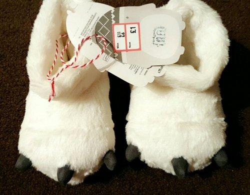 Mothercare (Peckham): children's Slippers - £1