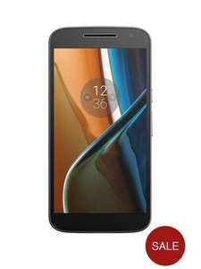 Moto G4 £103.98 at VERY. This variant is better than the G4 play - £103.98 (for new customers)