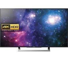 Sony Bravia 4K KD43XD8088BU £554.98 + 5 Year Guarantee with Code (+ possible 4% cashback at Topcashback) @ Co-Op Electrical