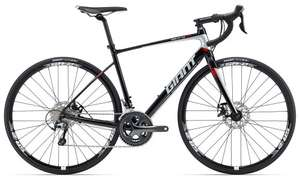 GIANT DEFY 2 DISC 2016 ROAD BIKE BLACK - £599 @ Rutland Cycling