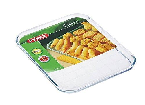 Pyrex Borosilicate Glass Baking Tray £4.88 Prime Amazon (or add £3.99)