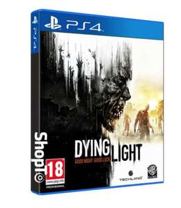 Dying Light (PS4) @ ShopTo - £9.85