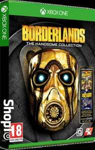 Borderlands: The Handsome Collection (Xbox One) £12.85 Delivered @ Shopto