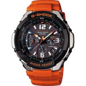 G shock GW-3000-4AER at Ernest Jones online FREE DELIVERY to home or store - £140
