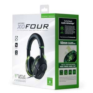 Turtle Beach XO4 Stealth Headset - £36.85 at ShopTo (Also Turtle Beach 50x Only £19.85)