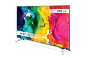 LG 43UH650V 43 Inch Ultra HD 4K HDR IPS TV at Argos for £379