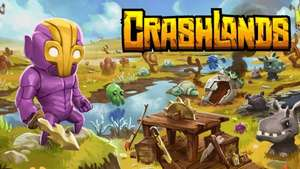 Crashlands @ Play Store and Apple Store for £1.99