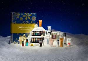You Beauty Advent Calendar - Half Price @ £34.98 + pp worth £270 (plus includes bonus £26.50 of vouchers)