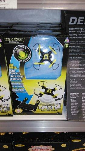 TX Juice AI drone £9.99 @ Home Bargains