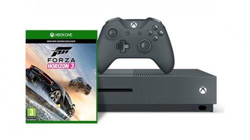 Xbox One S Forza Horizon 3 Special Edition (Grey) £219.99 poss £186 With Quidco @ Microsoft