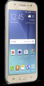 Samsung Galaxy J5 (2015) PAYG on O2 £119.99 / £129.99 with £10 top up @ o2