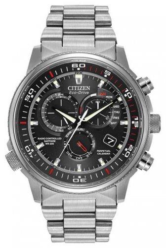 Citizen Eco-Drive Nighthawk men's chronograph watch, £170 from e.jones