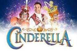 Tickets to Cinderella at the Regent Theatre Stoke 05/01/16