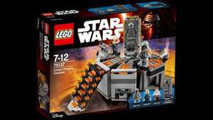 Lego Star Wars Carbon Freezing Chamber 75137 £15 Sainsburys. In-Store & Online