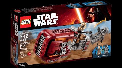 Lego Star Wars Reys Speeder 75059, Sainsbury's £15 In-Store & Online.
