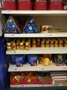 Wide range of chocolate / sweets / Christmas good at 70% off @ Sainsbury's -