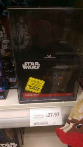 Sphero Star Wars Force Band £27.97 @ Tesco - Sheffield