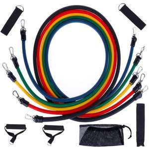 Anpro Fitness Resistance Bands Set £8.99 prime / £12.98 non prime Sold by Anpro UK and Fulfilled by Amazon