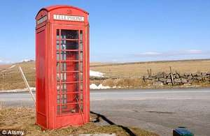 Adopt a BT Phone Box for only £1 @ BT