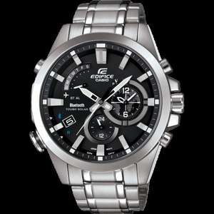 Casio Edifice Bluetooth Watch (EQB-510D-1AER) £159.99 @ HSamual (further 10% saving possible, see description)