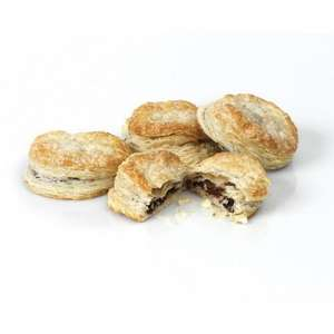 Morrisons Puff Pastry Mince Pies 4 pk  19p Instore
